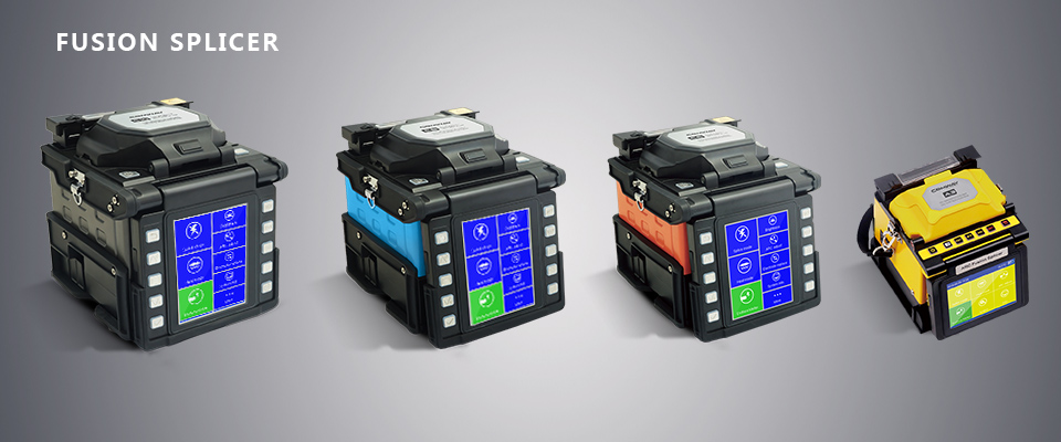 COMWAY Fusion Splicer